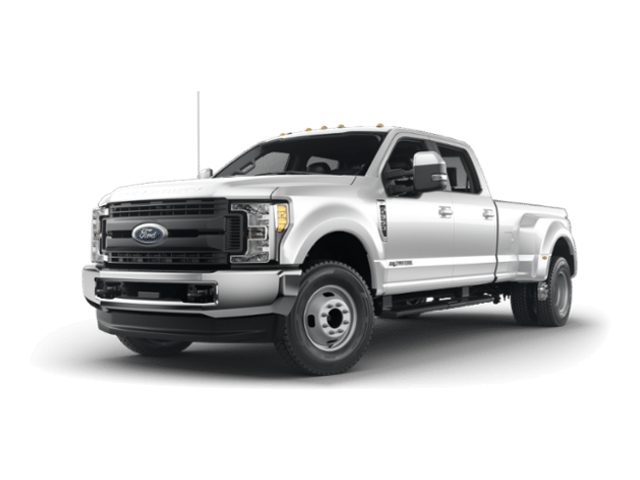 2019 Ford F-350 XL 4x4  Crew Cab 8 ft. box 176 in. WB DRW Truck